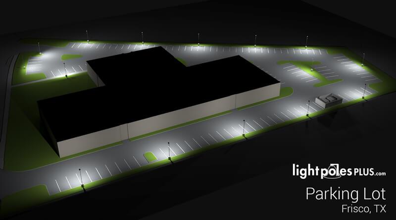 Lighting Layout Request LightPolesPluscom