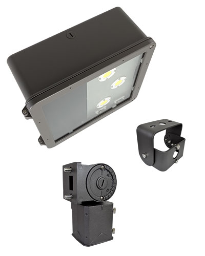 Light Pole Plus: LED Flood Lighting For Flags & Signs