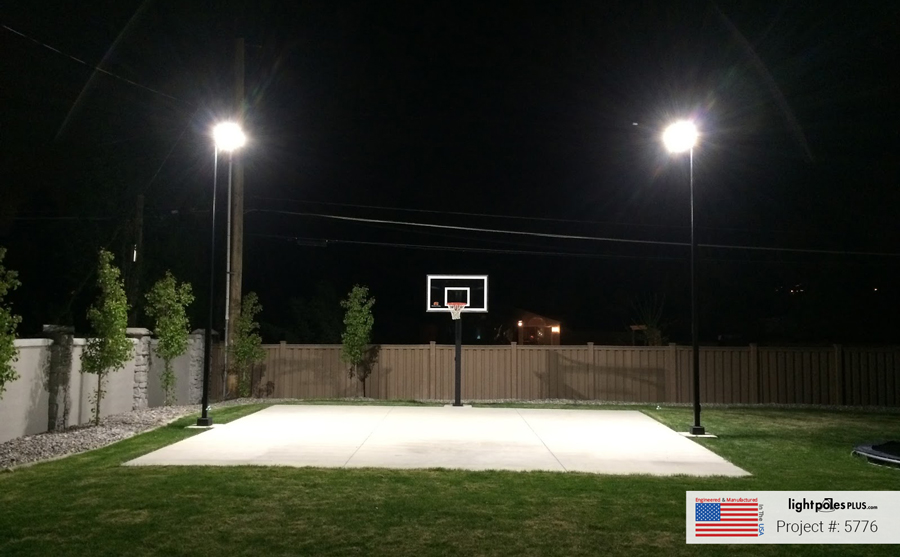 Backyard Recreational Lighting Solutions