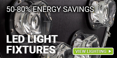 Energy Saving LED Light Fixtures