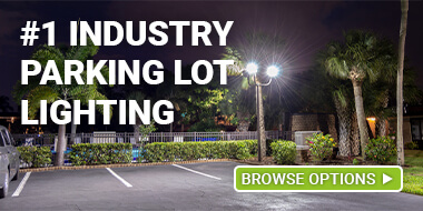 LED Parking Lot Lighting