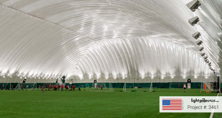 Sports Dome LED Lighting