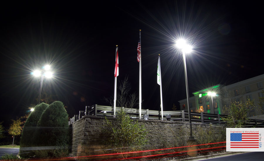Flag and Signage Lighting Solutions
