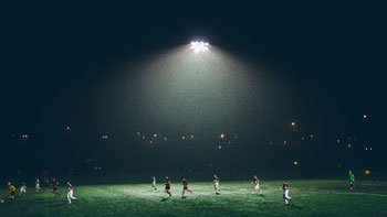 Soccer Field Lighting Applications