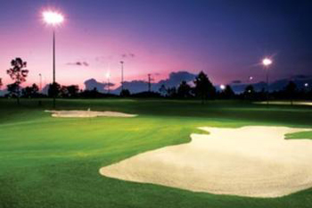 Driving Range / Golf Course Lighting Applications