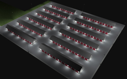 Self Storage Lighting Applications