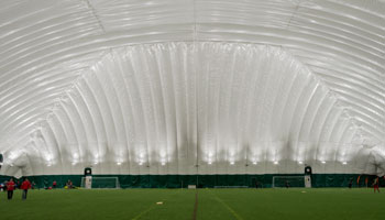 Sports Dome Lighting Applications