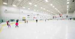 Ice Rink Lighting Applications