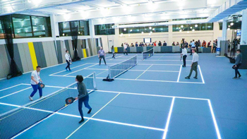 Pickleball Court Lighting Applications
