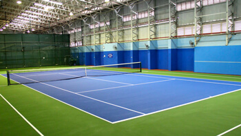 Tennis Court Lighting Applications