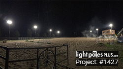 Lighting Project #1427: Nashwa Farms Equestrian Arena