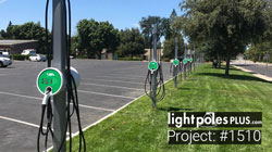 Light Pole Project: #1510 - EV Charging Station Poles