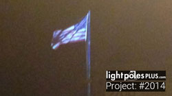 LED Fixture Project: #2014 - Flag Lighting