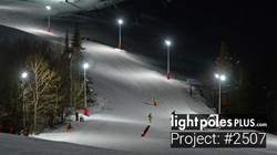 Light Pole Project: #2507 - Steamboat Springs Ski Hill