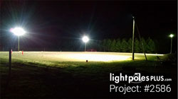 Light Pole Project: #2586 - Horse Riding Arena
