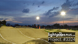 Light Pole Project: #3324 - Dacono BMX Track