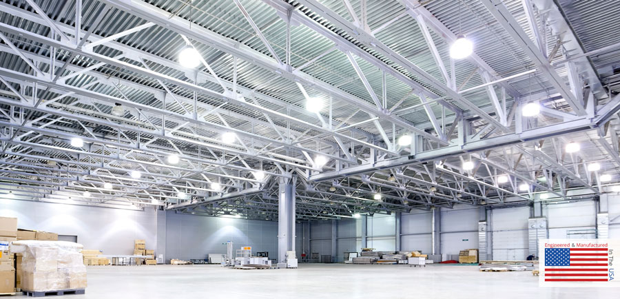 Warehouse Factory Lighting Solutions Commercial Grade